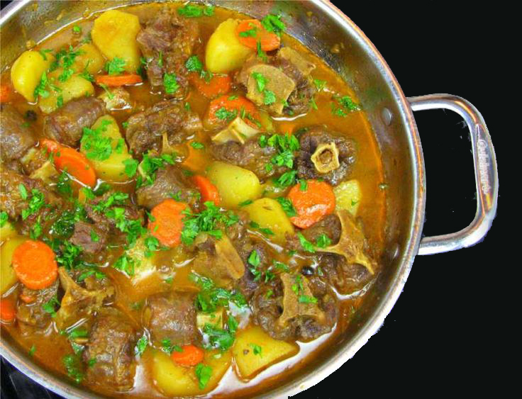 Curry Oxtail