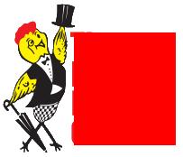 The Best Dressed Chicken