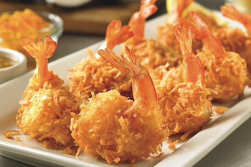Jamaican Coconut Shrimp
